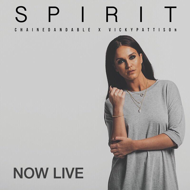 It's here... #SPIRIT is launched and live at http://t.co/mo4T1DyGe2!   Check it out NOW! 😍 http://t.co/BsvUYBeIi1