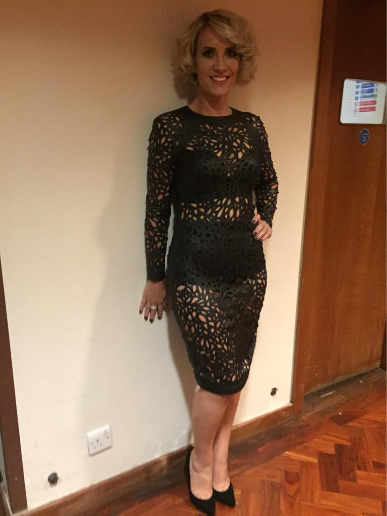 RT @YourStylist: So sexy @_ClaireRichards performing at #petewaterman concert tonight wearing @HouseOfCB vegan dress! #styledbyme! http://t…