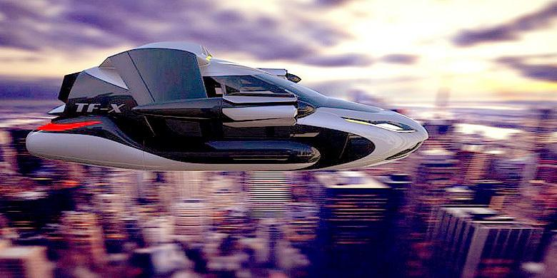 'Where We're Going, We Don't Need Roads'—The Flying Car Science Fiction Promised Us Is Here http://t.co/q85pYYZkwo http://t.co/WMek7qtIoc
