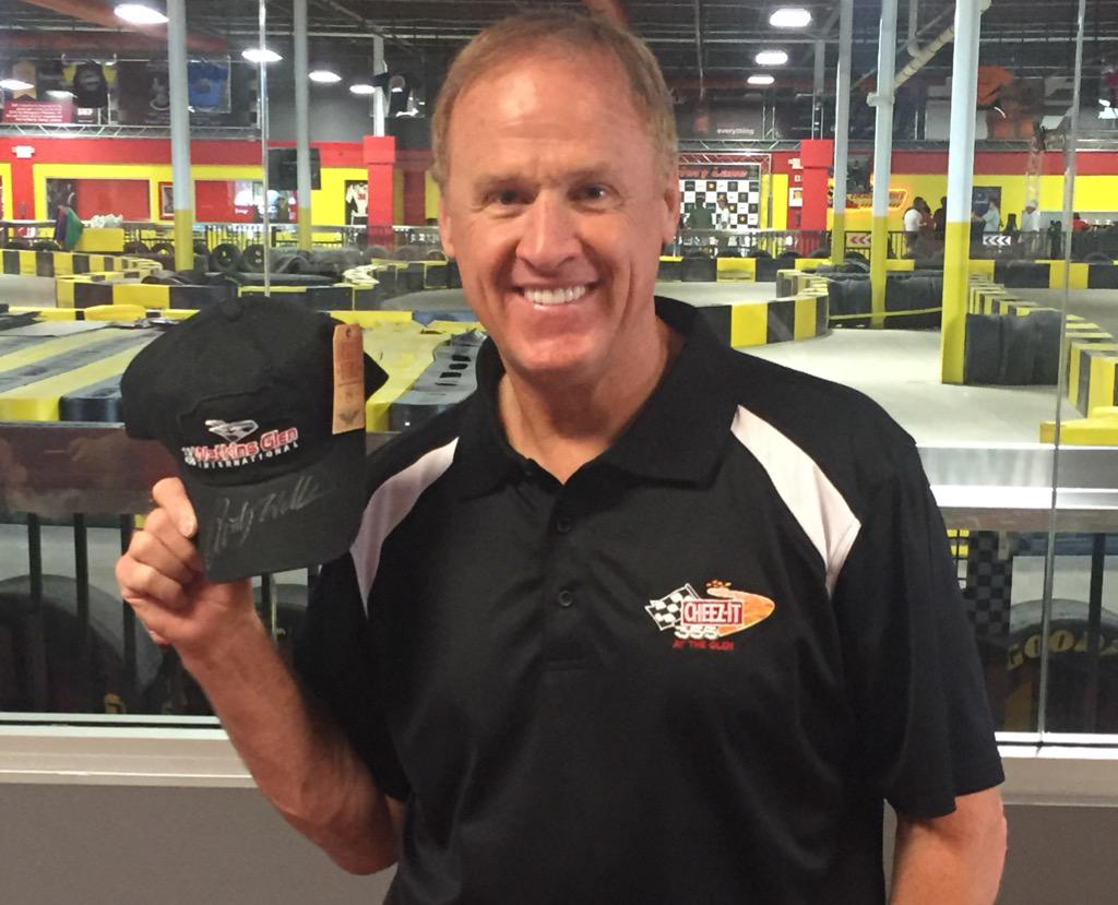 RETWEET for your chance to win this signed @RustyWallace hat! Must also be a follower. Winner chosen tmrw at 9 AM! http://t.co/3UVWGGgAue