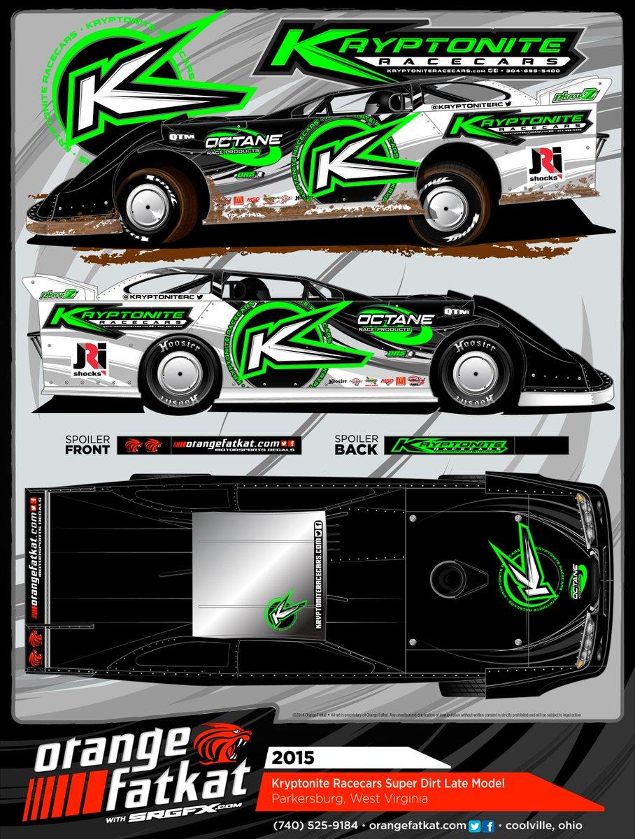 Kryptonite Race Cars On Twitter Here S Our Kryptoniterc