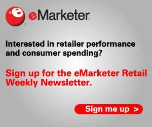Interested in retail? We have a newsletter for you! Sign up for the eMarketer Retail Weekly http://t.co/tzHTrVMiHk http://t.co/diUeBI0Huo