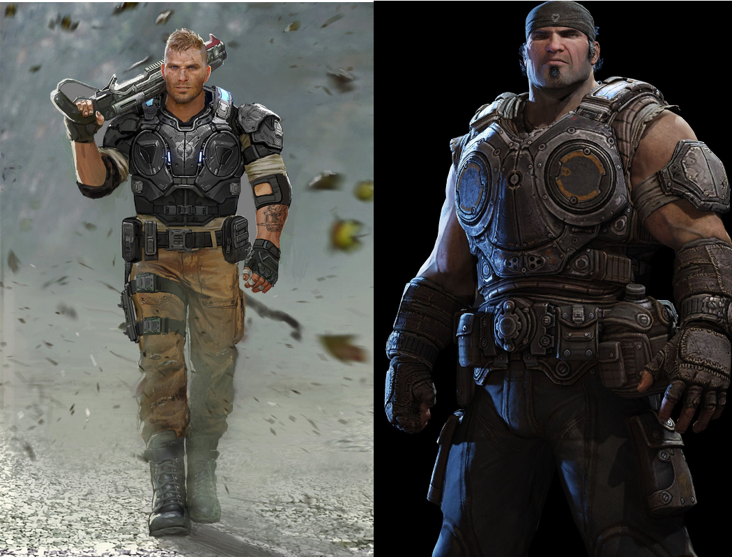 The New Gears Of War Game Doesn't Have Main Characters