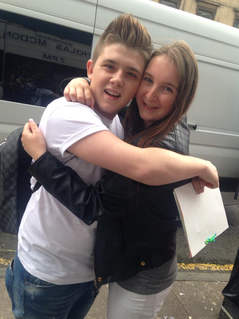 RT @sweetemily01: Loved seeing this one tonight!!😽❤️ @nickymcdonald1 http://t.co/SOlvMX8ZJs