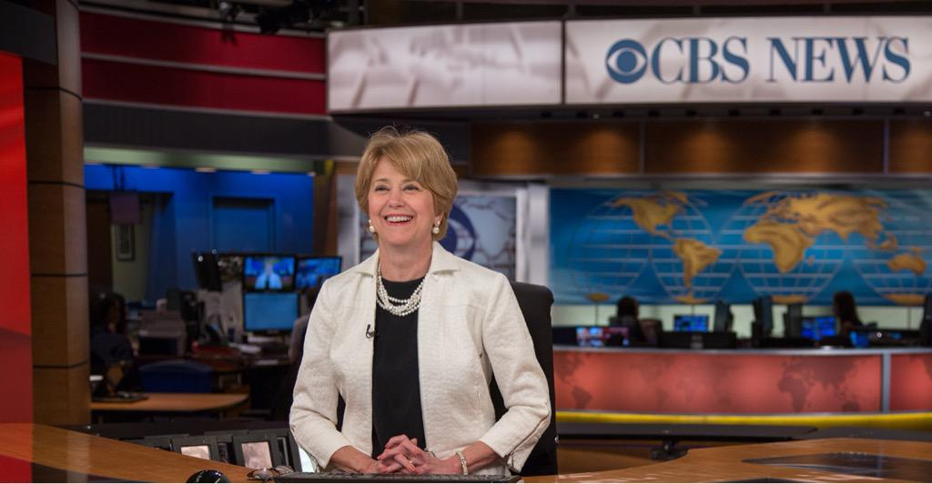 cbs evening news on twitter thanks to our friend jane pauley for