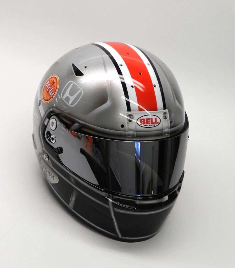 Approve. RT @JerodNBC4: The helmet @GrahamRahal will wear @Mid_Ohio this weekend. Great lid or THE GREATEST lid? http://t.co/azQ0Nb4iYj