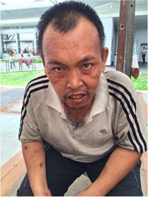 Chinese man 45