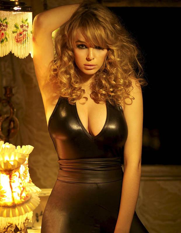 Pity, that Keeley hazell lingerie sorry