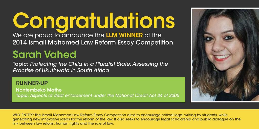 law essay competition 2005 2018 missouri nea/missouri bar law day essay contest winners the missouri nea public relations committee and the missouri bar young lawyers section co-sponsored the annual law day essay contest.
