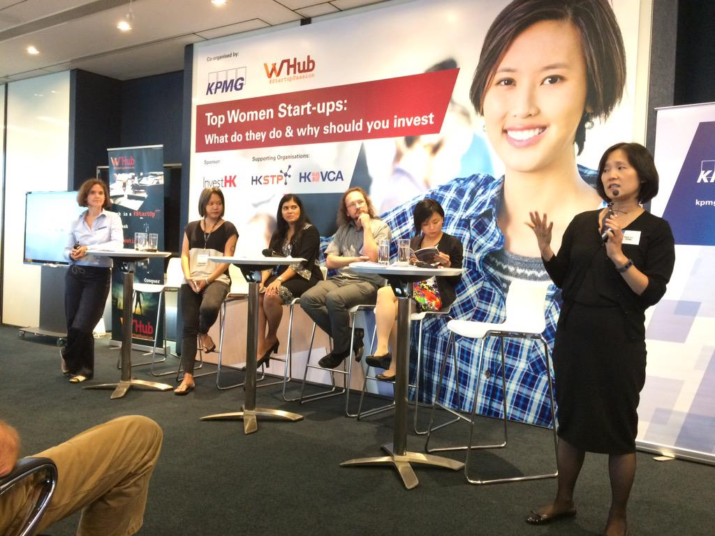 Very informative - Top Women Startups: What do they do and Why should you invest #riseconf #hk #kpmg #kpmghk http://t.co/lZWSnQr0eu