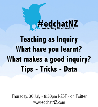 Thumbnail for Teaching as Inquiry -What have you learnt? (30 July 2015)