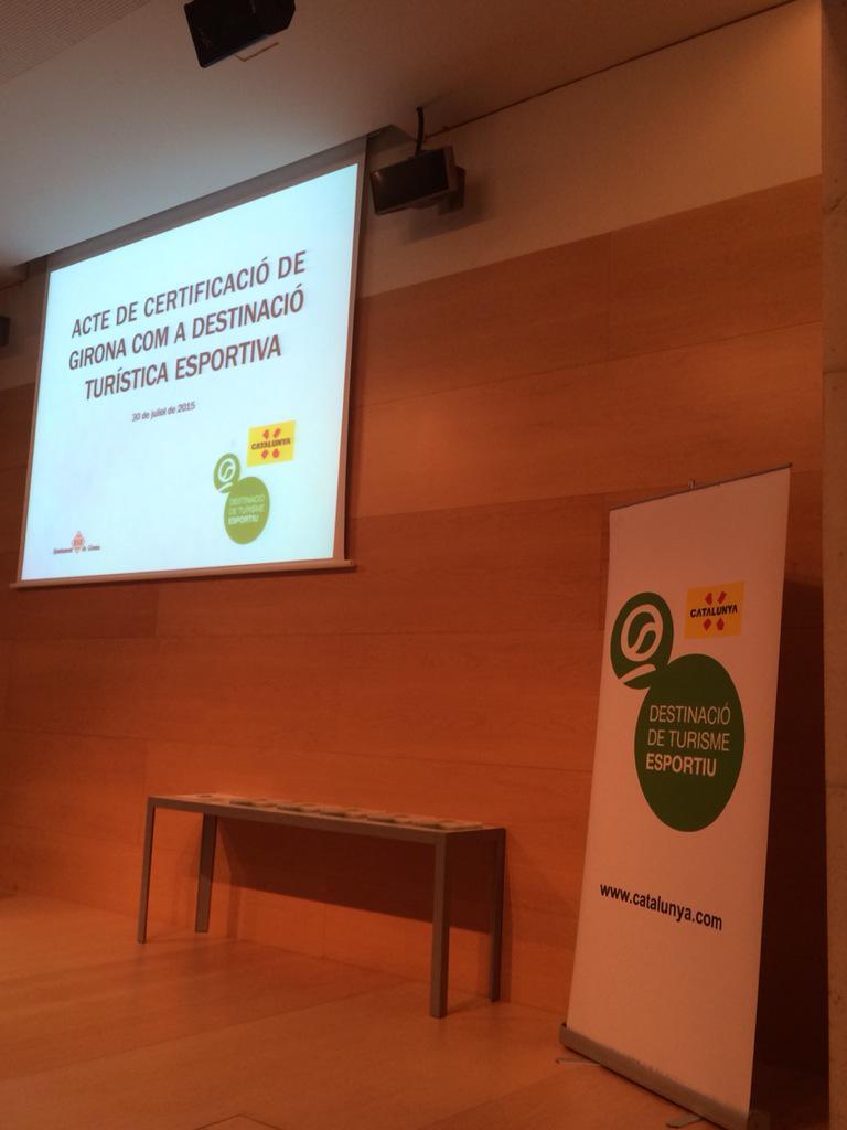 Thumbnail for Girona obté la certificació de destinació de turisme esportiu DTE