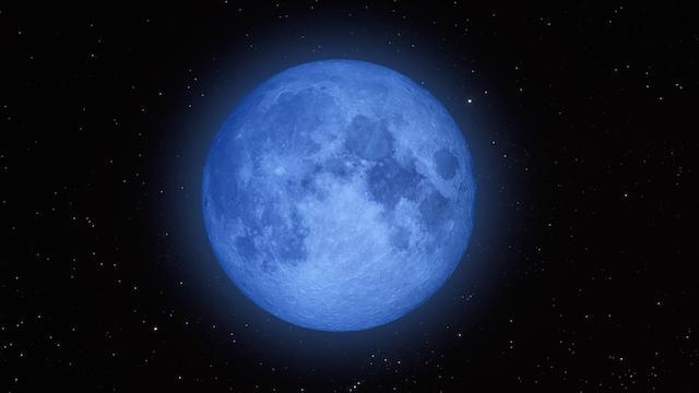 明日31日はめずらしい満月「ブルームーン」ですよ http://t.co/xb8cUVDCQY