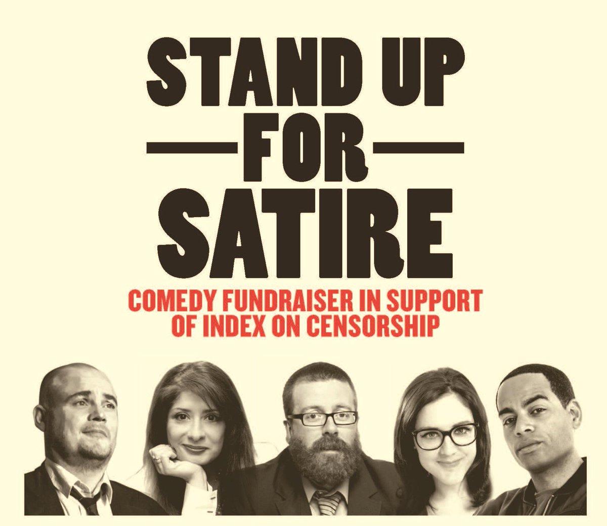satire and comedy
