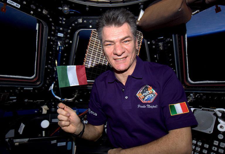 l'astronauta Paolo Nespoli il prossimo italiano ad andare nello spazio