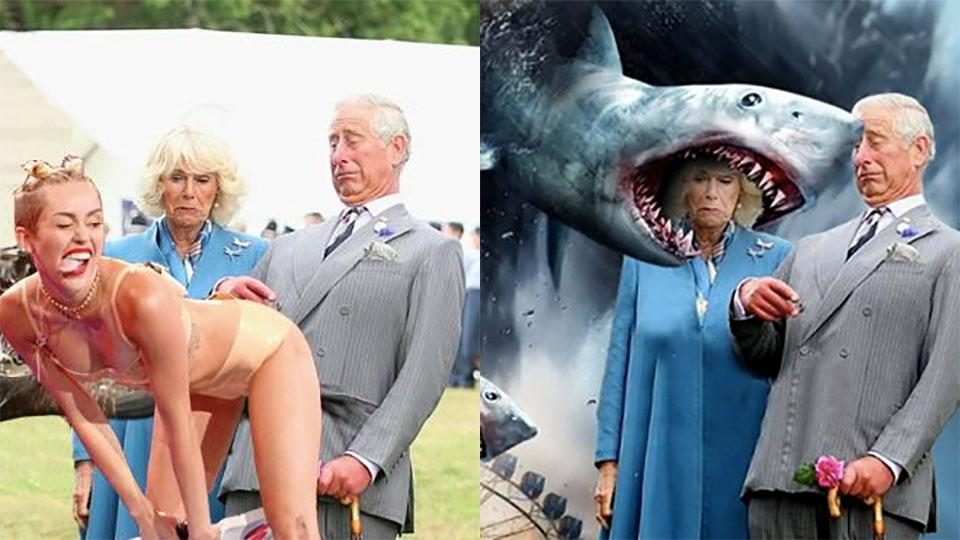 Prince Charles reacts to a flapping eagle, sparks brilliant meme http://t.co/c65NwGaeZt http://t.co/pjaxlX5k30