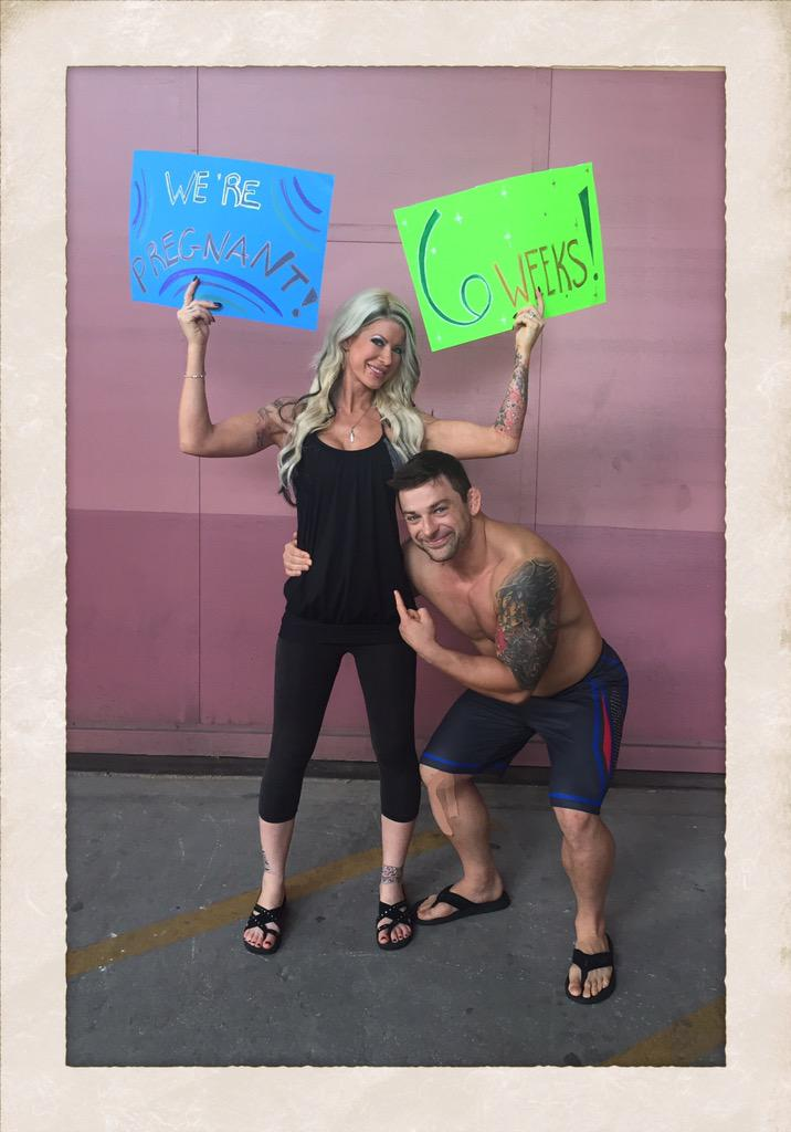 @RichardsWesley and I are excited & proud to announce that.......❤️❤️❤️ http://t.co/6Oo9i1qxVY
