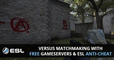 ESL matchmaking csgo