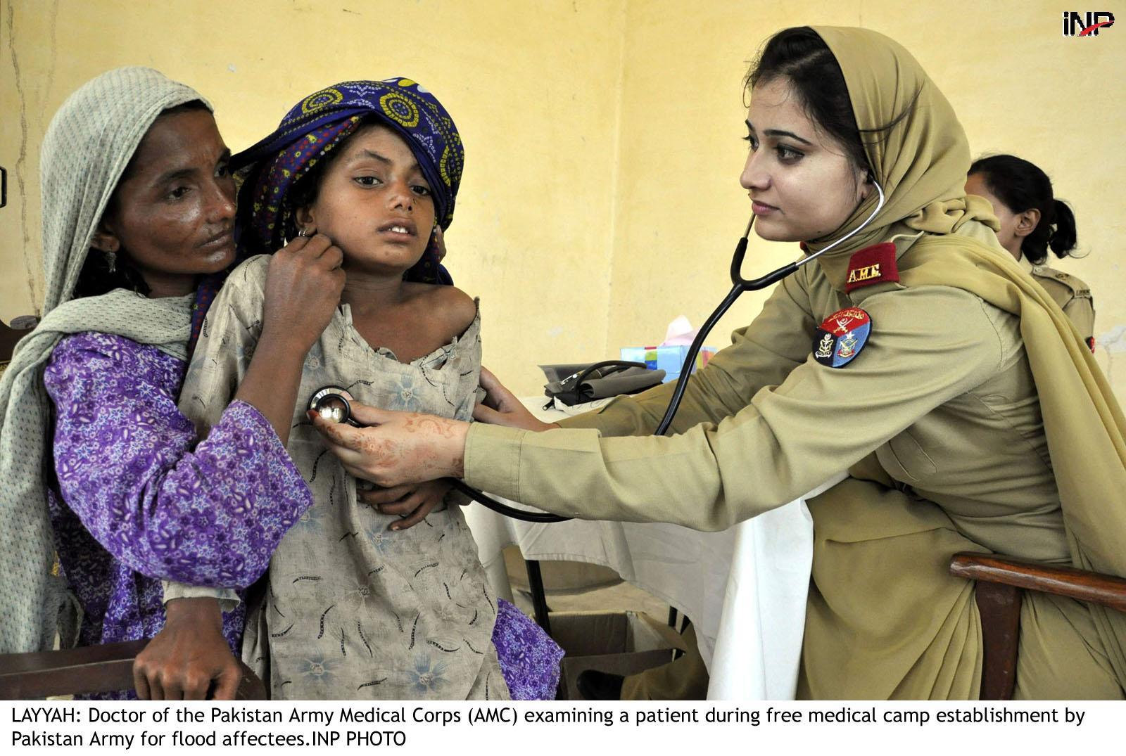 "Pak Army Lady Pics: SJ On Twitter: ""where Are Pakistan's Civilian Lady Doctors"