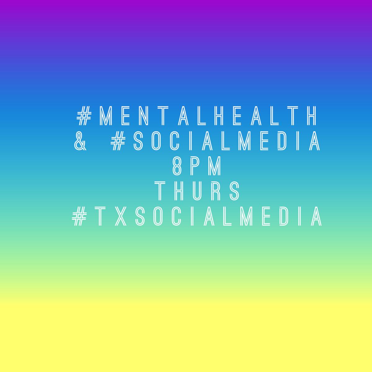 Thumbnail for #mentalhealth & social media