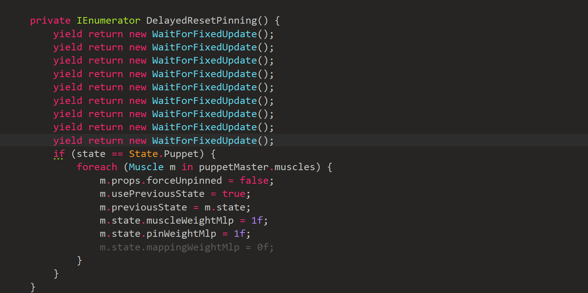 HOW TO Fix physics bugs  #trustme #imaprofessional #gamedev #Unity3d http://t.co/Hx5qLxOacy