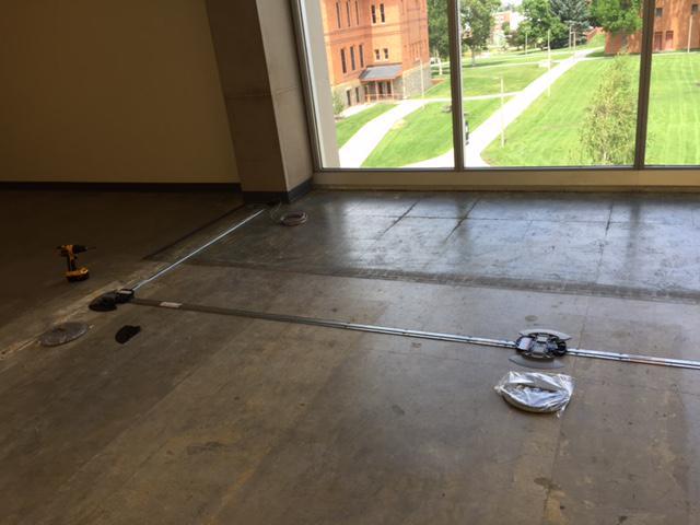 Under Carpet Electrical Wiring Floor Matttroy