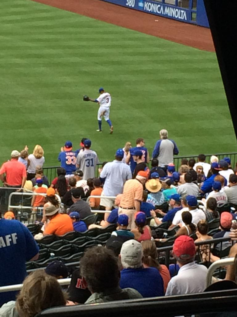 All Grandyman today!!! Wow what defense in the 8th!!! #Metitude @Mets @cgrand3!!! http://t.co/iY8VZEwgrN