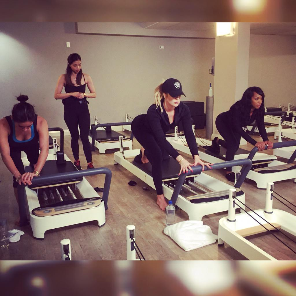 Even down unda and jet lagged, we will find a fitness class 😝 http://t.co/MkQoFHJqal