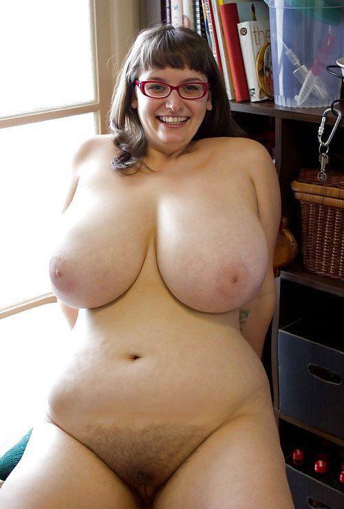 Голые толстушки с большой грудью #9