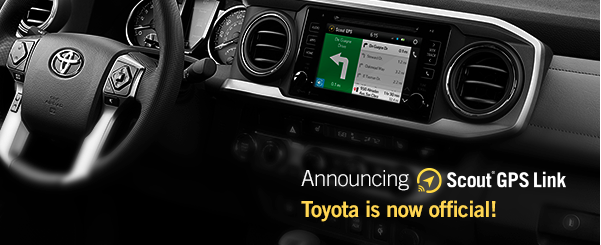 .@Toyota chooses @Telenav's @Scout GPS Link & UIEvolution's UIEngine Link for select vehicles http://t.co/5fB24acoW3 http://t.co/bC0LAeO3TF