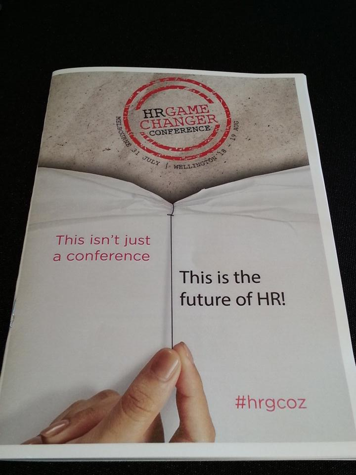 Excited to be speaking at #hrgcoz this morning! I'm on after @simonsinek and @KellieEgan! http://t.co/gdjWYHIcSq