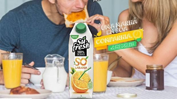 Conar pede alteração do Sufresh '100% de suco, só laranja' porque pode levar cliente a engano http://t.co/ytiymNtcWu