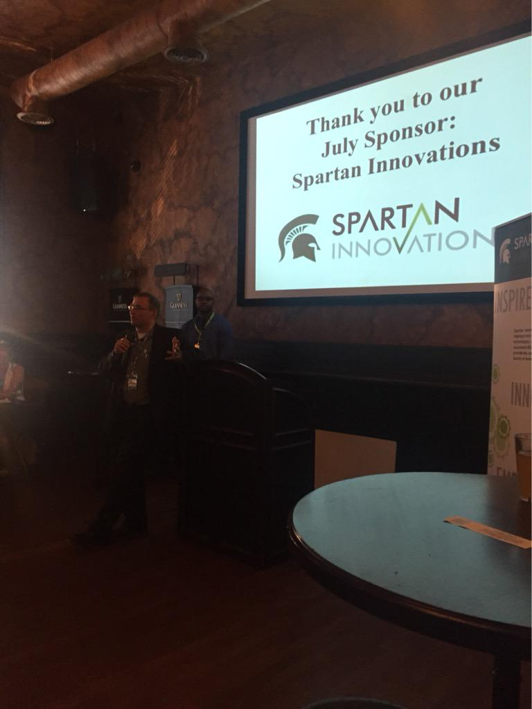 @SpartanInnovate is also growing the community! #lovelansing http://t.co/vl4du6MAsa