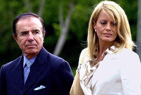 Imputaron a Bolocco y Menem por una propiedad en la que también vivió Fariña