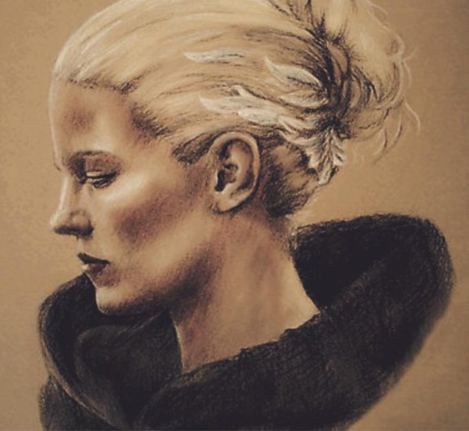Thank you to @SaraMac227 for the very cool image of #darkswan http://t.co/zhMC3fvX0q