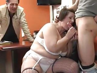 Ass Italian bbw gangbang movie. Made