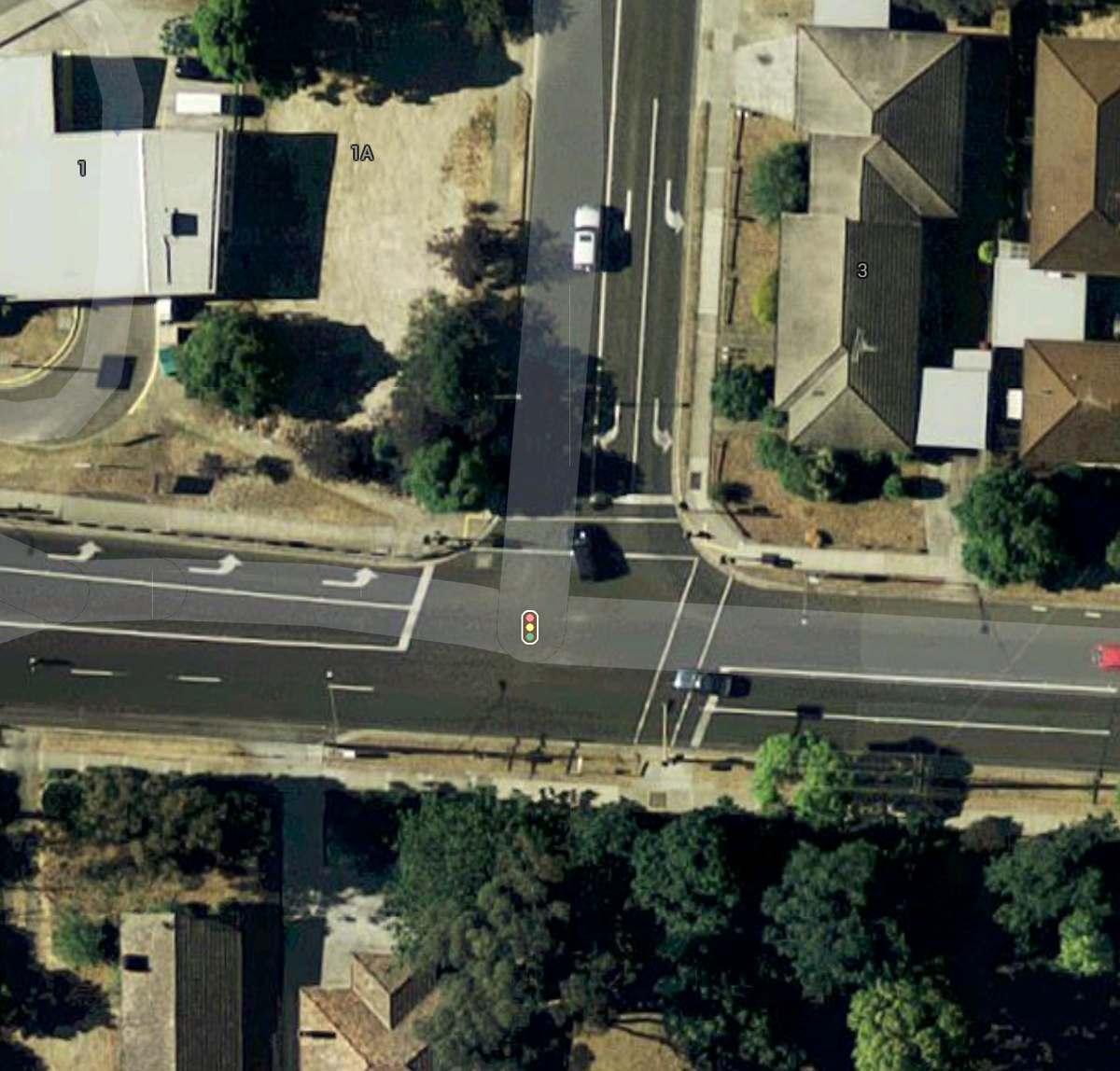 @VictoriaWalks @danielbowen @GregMLC  Intersections missing the 3rd or 4th ped xing like these are maddening. http://t.co/Iuz5kfVwIQ
