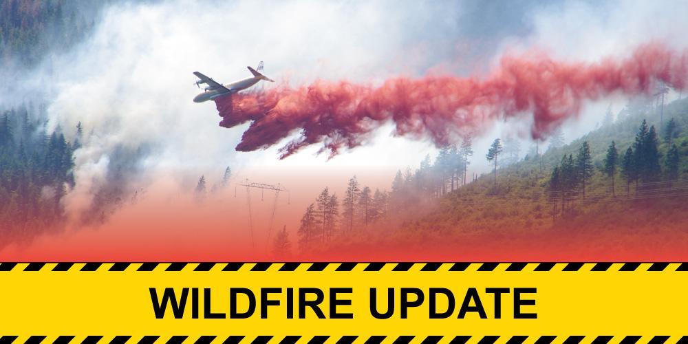 Progress made on Elaho & Boulder Creek wildfires. Info: http://t.co/3sfJBbevkW #BCWildfire #Pemberton http://t.co/W4wZptIiVk