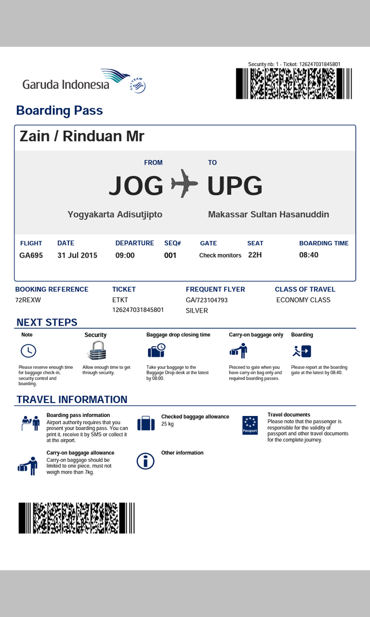garuda indonesia on twitter pakenjain boarding pass must be rh twitter com