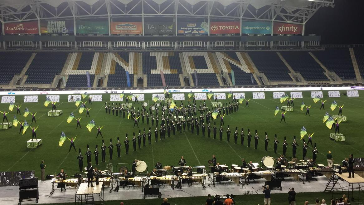The BLACKOUT is real! #PowerOf10DaysLeft #Cadets2015 http://t.co/1fXGHNmHJ6