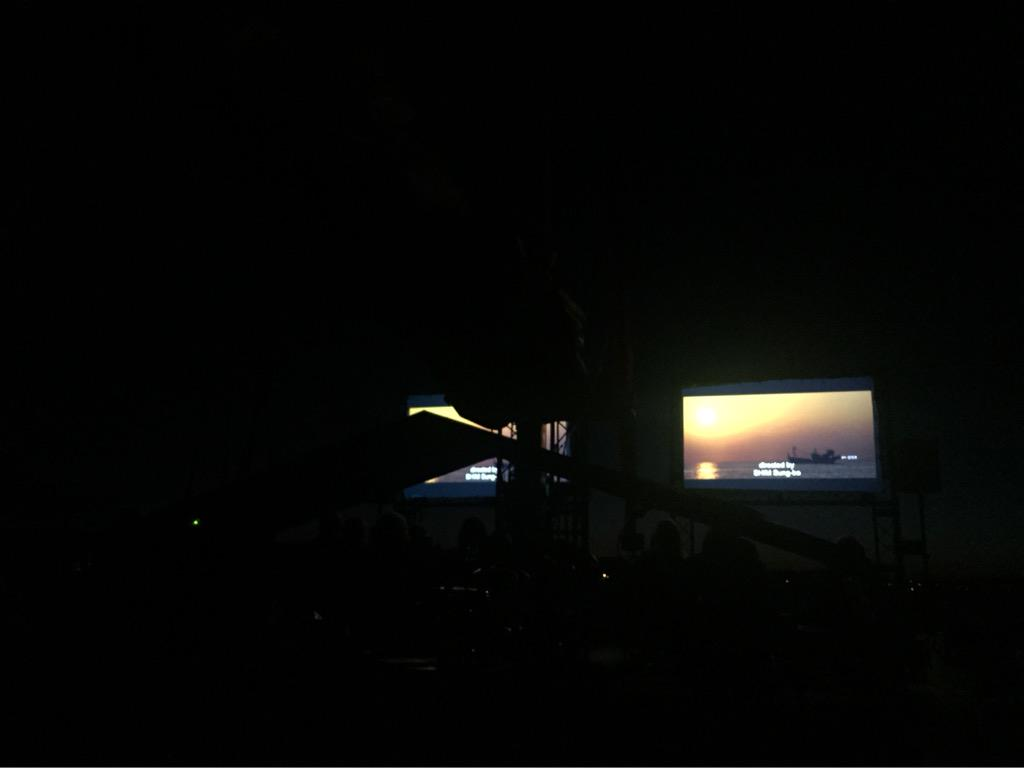 Watching a Movie on a Boat about a fishing boat with the film Haemoo? Only at #TCFF! #Film #Boats http://t.co/Yuo8DimeqG