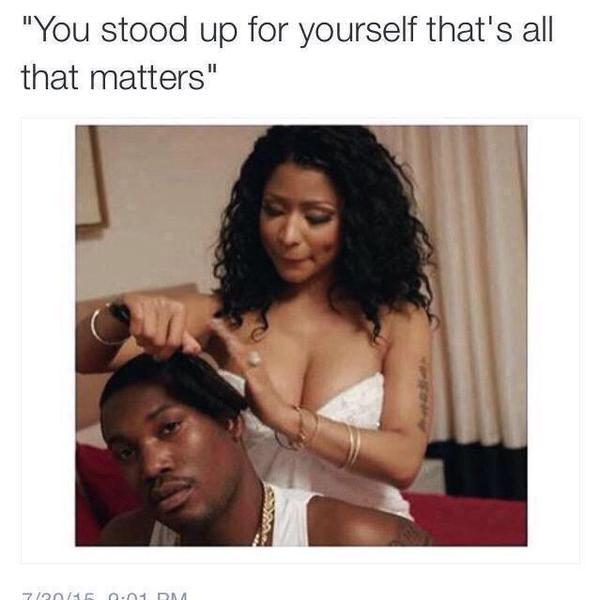 LOL The internet reacts to #MeekMill releasing #WannaKnow http://t.co/nk4FN9uM2B http://t.co/Jefic9kWTv