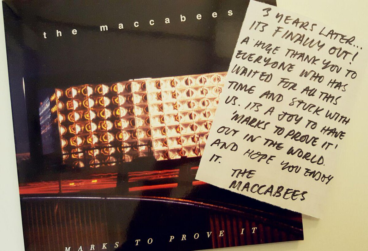 It's out! The Maccabees x @iTunes http://t.co/MMNavTCUnB @Spotify http://t.co/DIyPdd9Rao Store http://t.co/lQKOzvPxUp http://t.co/1MxeCSJFc2