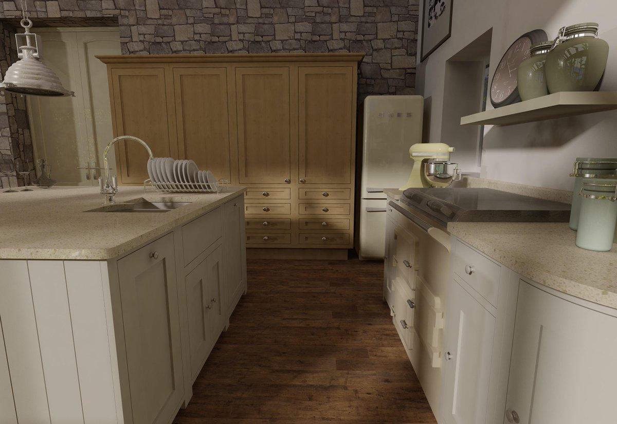 Autokitchen Uk On Twitter Stunning New Render Created Using Autokitchen 14 Pro And The Neptune Catalogue Suffolk Range Kitchen Design Http T Co Vqlmycl5es