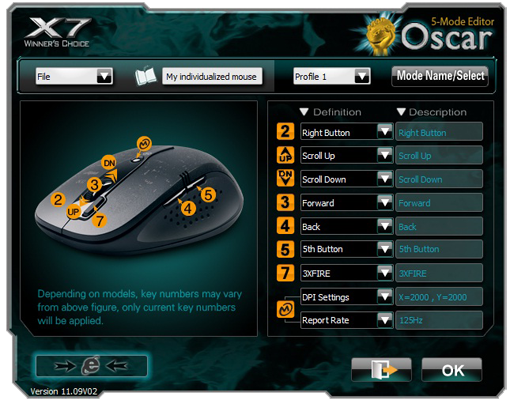 Mouse macro x7 download.