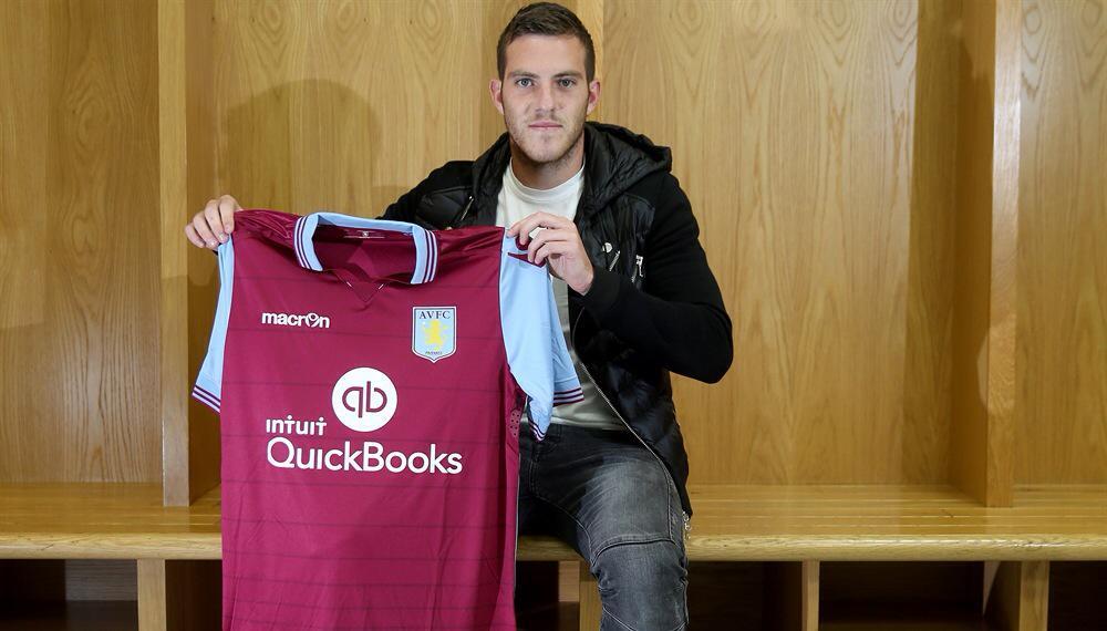 OFICIAL: Aston Villa anuncia o jovem volante Veretout, ex-Nantes