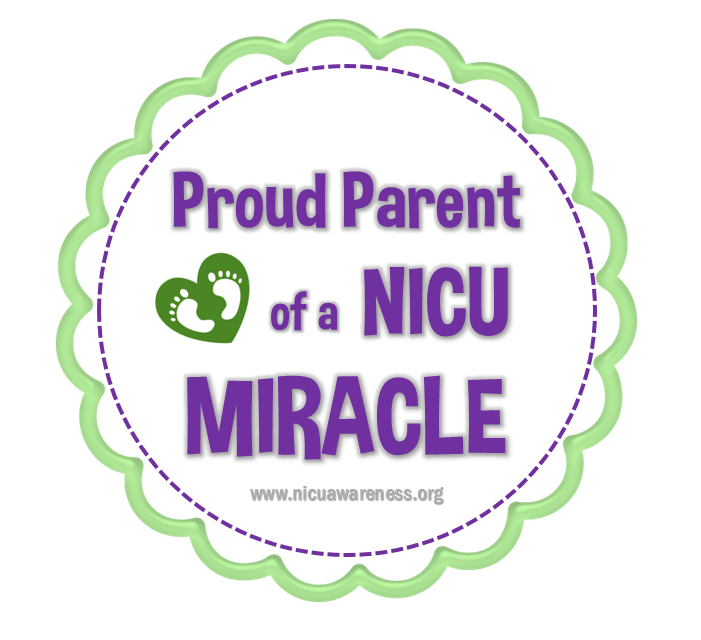 """Proud Of Our Nurses And Their Family: NICU Awareness Month On Twitter: """"Are You A Proud NICU"""