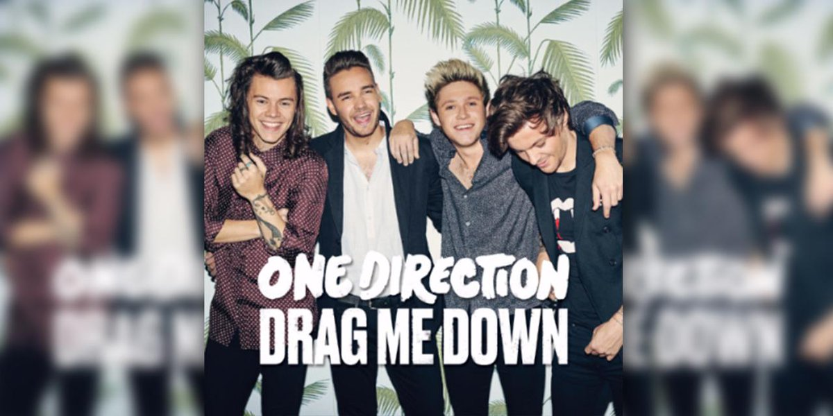 They released a new single, but @OneDirection has another huge announcement and it's coming up on @GMA! #DragMeDown