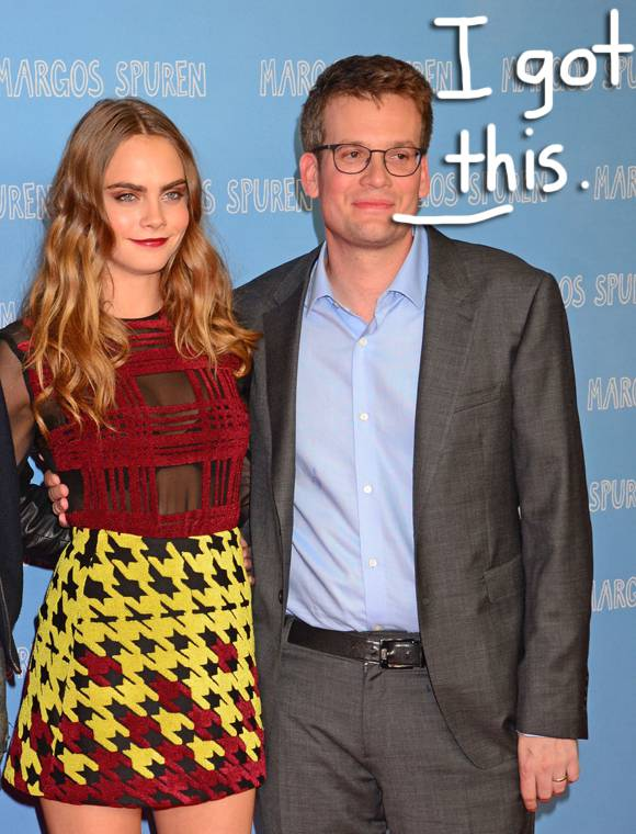 ICYMI! #PaperTowns author #JohnGreen defends #CaraDelevingne! http://t.co/PLY6wmEv9N http://t.co/4bcdKlygV3