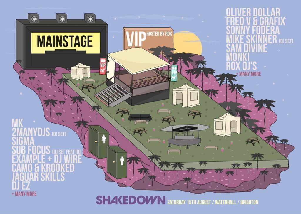VIP COMPETITION! RT & FAV THIS TO ENTER TO WIN 2 VIP TICKETS! (Must be following) #ShakedownVIP